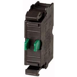 216384 Eaton M22-CK10 Hilfskontakt 1S Cage Clamp Frontbefestigung Produktbild