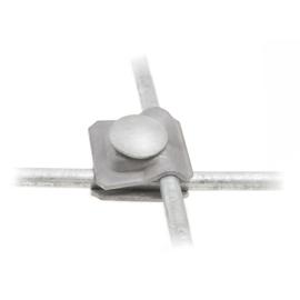 0065706 DIETZEL MZK8-10/8-10fvM10fv Mehrzweckklemme mit Gegenmutter M10fv Produktbild