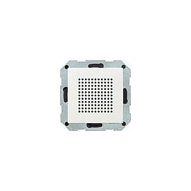 228227 Gira Lautsprecher Unterputz-Radio System 55 Reinweiß seidenmatt Produktbild