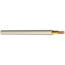 YR 2X0,8 weiss 100m Ring Fernmeldeschlauchdraht Produktbild