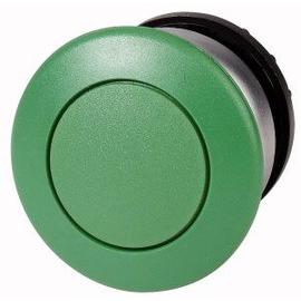 216716 EATON M22-DP-G Pilzdrucktaste ohne Beschriftung grün Produktbild