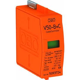 5093724 Obo V50-B+C 0-280 Oberteil zu CombiController V50 Produktbild