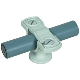 275220 Dehn Leitungshalter PA grau f. HVI-/CUI-Leitung D 20mm m. Abdeckbund Produktbild