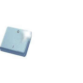 30000085 Eltako FMH2S-wg Funk-Mini- Handsender reinweiß glänzend f.Schlüssel Produktbild