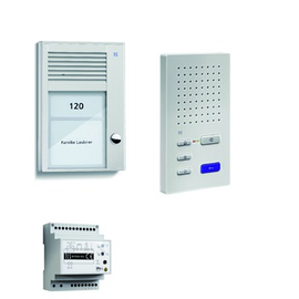 PSC2210-0000 TCS Home Pack 1 Familie Freisprech ISW3030-0140 Produktbild