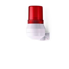 710012113 AUER SIGNALGERÄTE KDL Kleinhupe-Signalleuchte 230VAC rot Produktbild