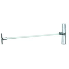 106328 Dehn Distanzhalter für Stützrohre Niro L=690mm Produktbild
