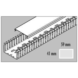 N1686 GGK Verdrahtungskanal VK Spezia 40x60 (HxB) Produktbild