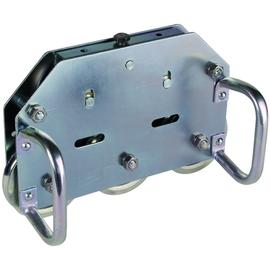 597004 DEHN Drahtrichtgerät m. 5 Rollen mit Handgriff zum Ausrichten (halbhart) Produktbild