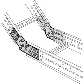 EVGZ VAN GEEL Gelenkverb. 2St. Tvz H150 Produktbild