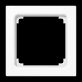 LS961ZWW Jung Zwischenrahmen alpinweiss 50x50 Produktbild