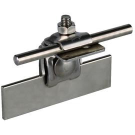 365059 DEHN Falzklemme FL 0,7-8mm für Leiteranschluss RD 6-10 NIRO Produktbild