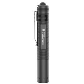 8402 Led Lenser P2 LED-Taschenlampe 14-Lumen inkl. 1xAAA,Clip,Tasche (Box) Produktbild