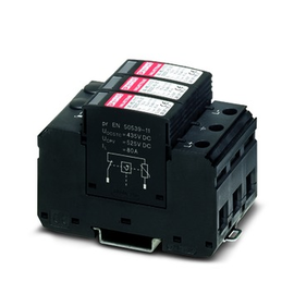2801160 Phönix Contact VAL-MS-T1/T2 Überspannungsableiter 1000VDC 2+V Produktbild