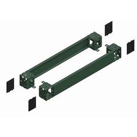 NSYSPF12100 SCHNEIDER E. SOCKEL VORNE H100 B1200 Produktbild