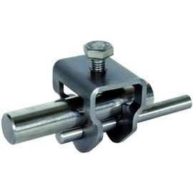 630129 Dehn Anschlussklemme zu Tiefenerder 20mm NIRO (V4A) Produktbild