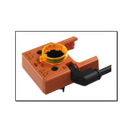 S2A Belimo, Hilfsschalter f. Klappenantrieb, 2.Polig, Produktbild