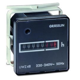 051510381 Grässlin TAXXO 112 Wechsel- Strom Betriebsstundenzähler Produktbild