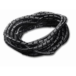 186224 CIMCO Spiralschlauch schwarz 9-70mm (1 Rolle = 10m) Produktbild
