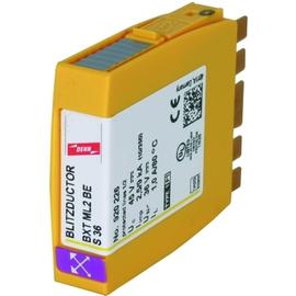 920226 DEHN BXT ML2 BE S36 Kombiableiter Modul f. 2 Einzeladern Produktbild