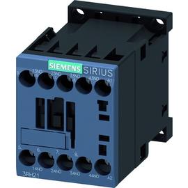 3RH2140-1AP00 SIEMENS Hilfsschütz 4S AC 230V 50/60 HZ BGR. S00 Schraubanschluss Produktbild