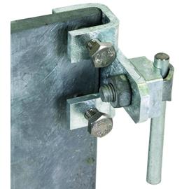 372220 Dehn Anschlussklemme für Stahlträger 3-18mm mit KS-Klemme Produktbild