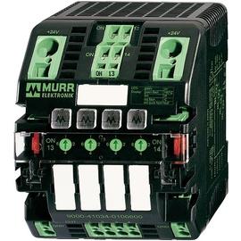 9000-41034-0401000 MURR Leitungsschutz 4 Kanal 4A 6A 8A 10A Produktbild