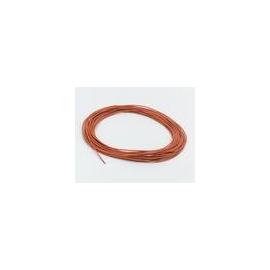 111SIO51009 FAAC Silikon-Schaltlitze für Selbstkonfektionierung 1,5mm² orange Produktbild