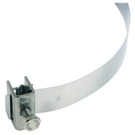 106323 Dehn Bandrohrschelle NIRO 50-300mm Produktbild