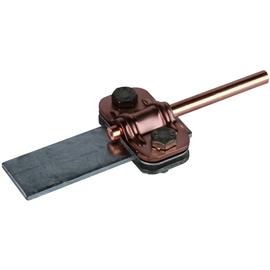 460557 Dehn Uni-Trennklemme 8-10/30 Cu/ St/tZn Produktbild