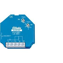 61100201 Eltako NLZ61NP-230V Nachlaufschalter Doseneinbau 1S 10A Produktbild