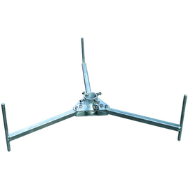 105200 DEHN Dreibeinstativ klappbar für Fangstangen D 40mm L 4-5,5m NW 10° Produktbild