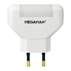 MM001 Megaman Nachlicht warmweiß 1Watt Produktbild
