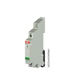 2CCA703901R0001 ABB Leuchtmelder 0,5TE E219-3D mit 3 LED grün 415/230 VAC Produktbild
