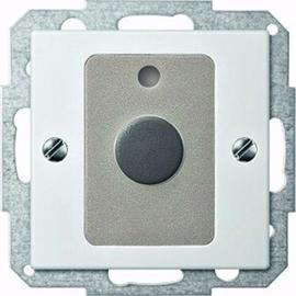 MEG4851-0319 MERTEN AbstelltasterEinsatz m.Zentralplatte polarw.glänzend Produktbild