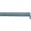 70002688 ÖLFLEX SPIRAL 400 P 3G1,5/1000 PUR-Spiralkabel grau, dehnbar 3000mm Produktbild