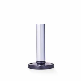 200702900 Auer BMR Rohrbasis auf Alu Rohr mit Kunststofffuß schwarz Produktbild