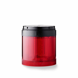 210502900 Auer SLL Modul Dauerlicht rot bis 230V AC/DC Gehäuse schwarz Produktbild