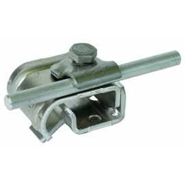 339061 Dehn Dachrinnenklemme Alu 6-10 mit Klemmbock Produktbild