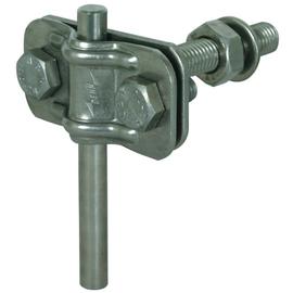 478129 DEHN Erdungs-Anschlussklemme mit Gewindebolzen M12 Produktbild