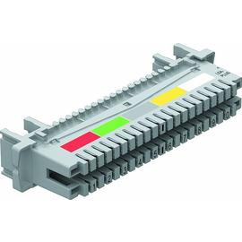 5084008 OBO LSA-A-LEI Anschlussleiste 10 Doppeladern für LSA Plus Produktbild