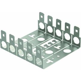 5084036 OBO LSA-M Montagewanne für 5 LSA Plus Module Stahl Produktbild