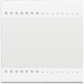 N4911M2N BTICINO Wippe 2 Modul Neutral Produktbild