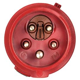 AM 3319 MENNEKES CEE5x16 ProTop Phasenwenderstecker Produktbild