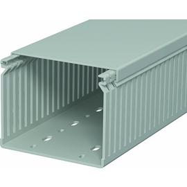 6178059 OBO Verdrahtungskanal LK4 80x100mm HXB steingrau RAL 7030 Produktbild