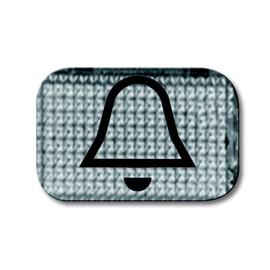 2145KL Busch & Jäger Symbol Klingel transparent Produktbild