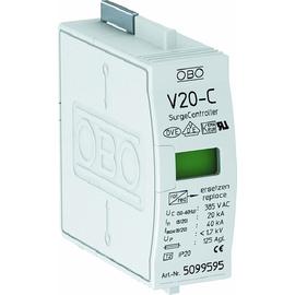5099595 OBO Überspannungsableiter 385V Oberteil Produktbild