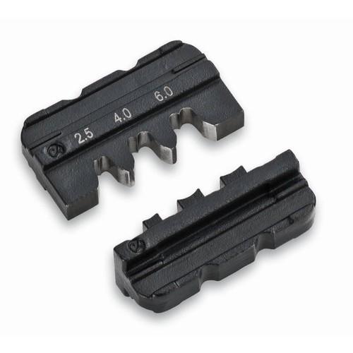106028 Cimco Pressprofileinsatz für Solarstecker MC 4 2,5-6mm² Produktbild Front View L