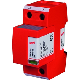 961120 DEHN Überspannungsableiter Typ 1 DB M 1 255 1-pol. 2TE Dehnbloc Produktbild
