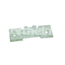 62399916 Barthelme Halter-Set für Profil inkl. Schrauben und Dübel Produktbild
